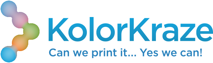 Printing in Vancouver WA from KolorKraze